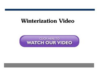 Winterization Video