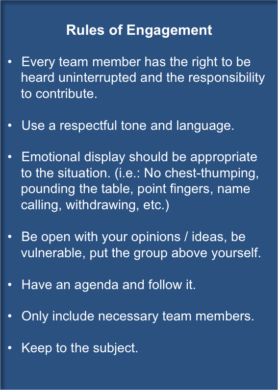 increase employee engagement using  u0026quot rules of engagement u0026quot