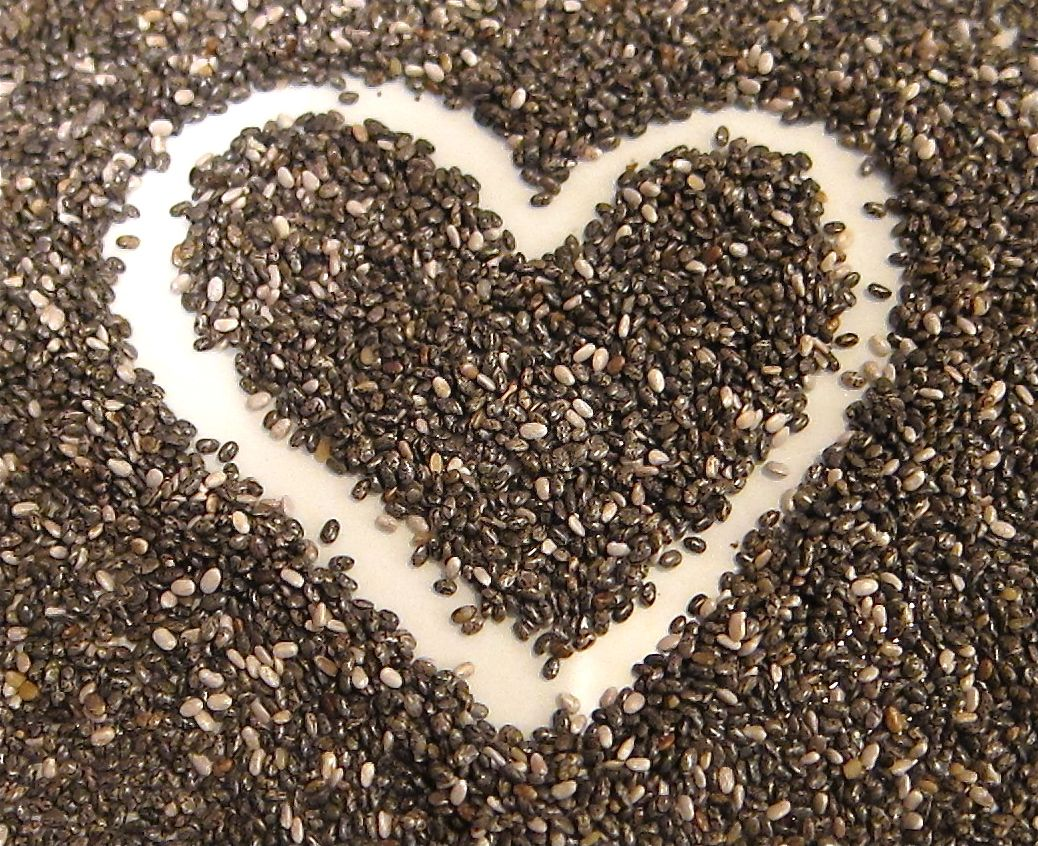 Superfoods: How to Make Chia Seed Gel