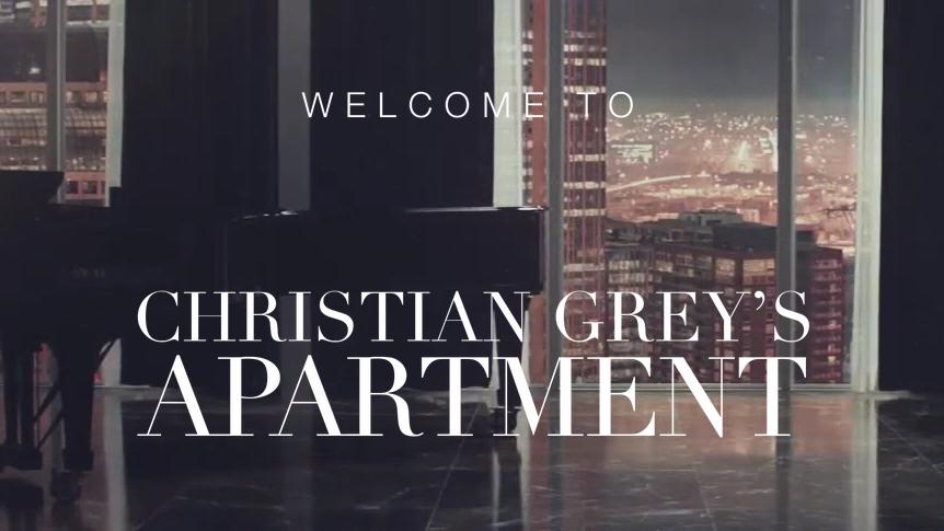 50 Shades Of Grey Sexy Secrets Of Christian Grey S