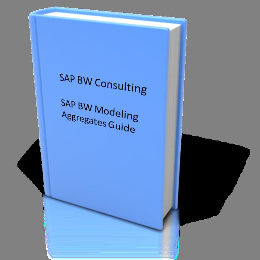 sap bw modeling aggregates guide