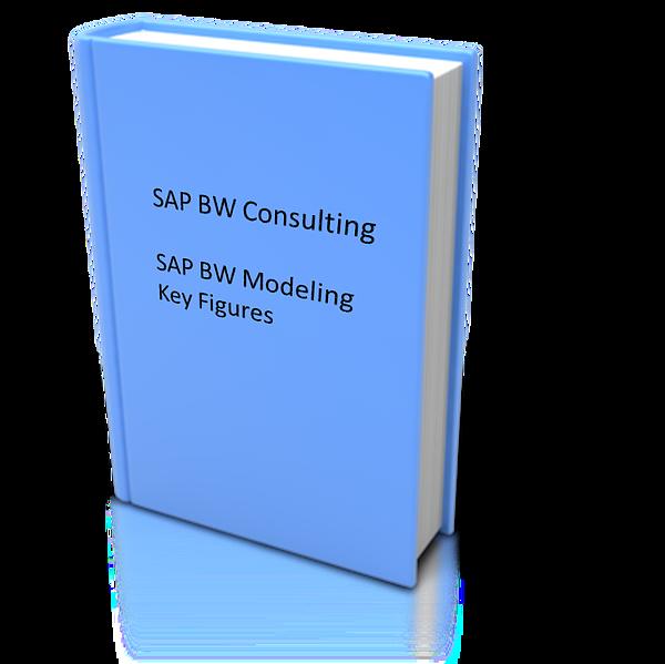 SAP BW modeling key figures