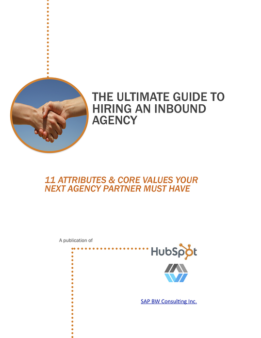 Ultimate Guide to Hiring Inbound Agency