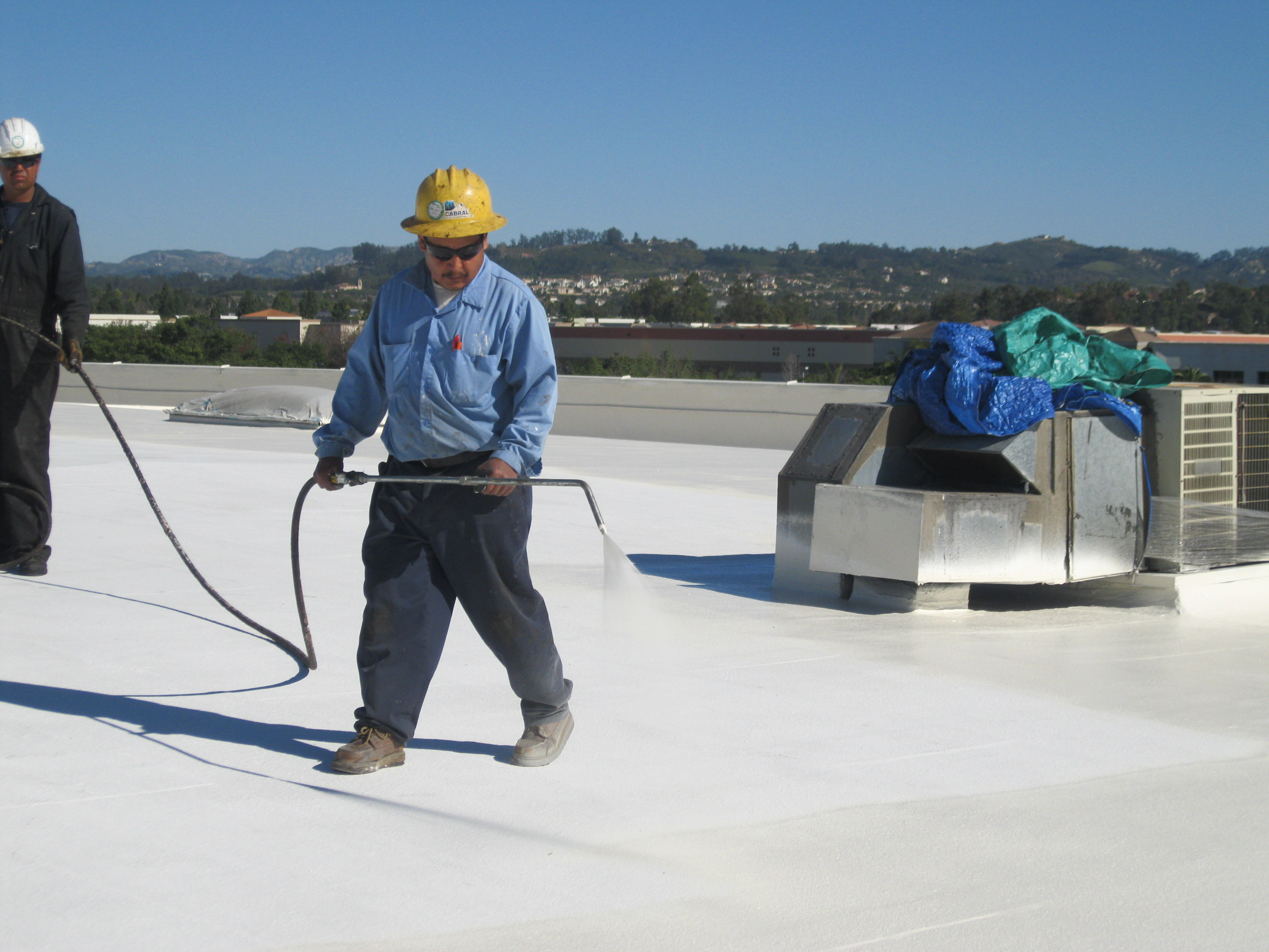Approved Applicator Roof Coatings