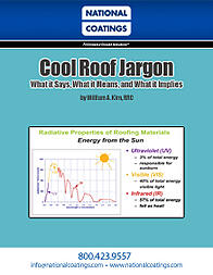 Cool Roof Jargon