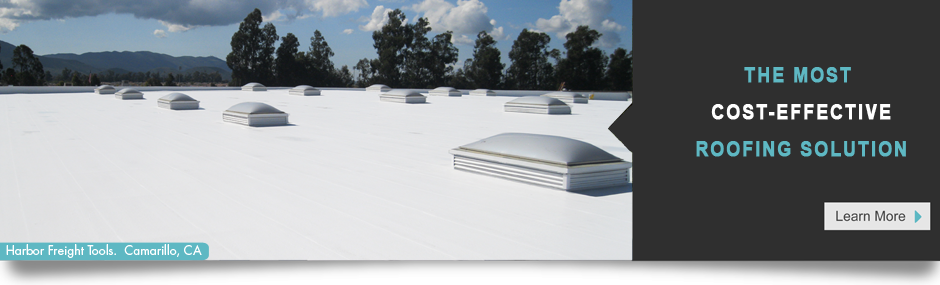 The most cost-efficient roofing solution