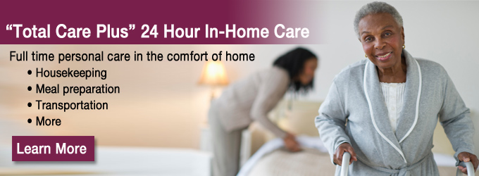 24 hr care for Atlanta seniors