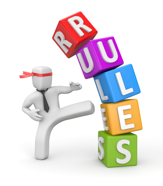 Rules Procedures: Coaching Tips: Leaders With Employees Who Bend And Break Rules