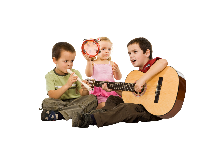 Even The Youngest Children Can Learn To Make Music