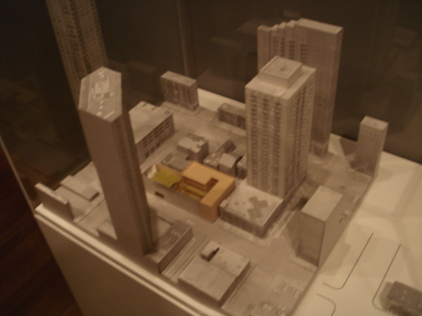 Poetry Foundation site model