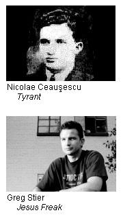 Me and Nicolae