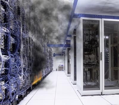 Data Center Fire Protection! A New Webinar Series for this ...  Data Center Fir...