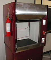 fire trace fire suppression system