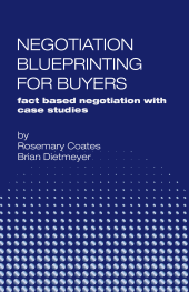 negotiation blueprinting for buyers