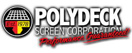 Polydeck Screen Corporation: Your Trusted Screening Resou