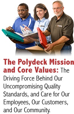 The Polydeck Mission and Core Values