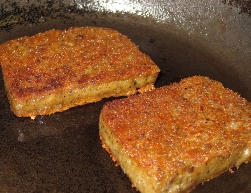 First Taste of Scrapple
