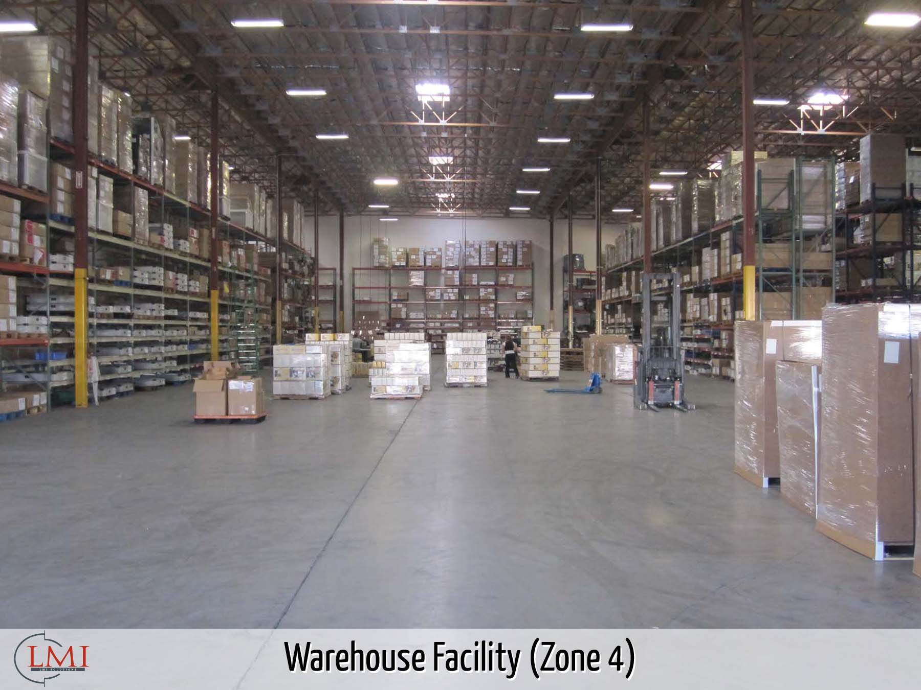 Warehouse Facility (Zone 4)