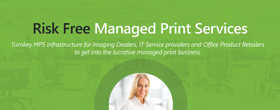 risk free managed print services
