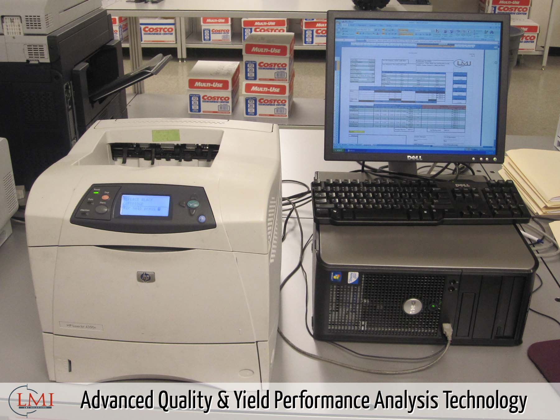 Advanced Quality & Yield Performance Analysis Technology