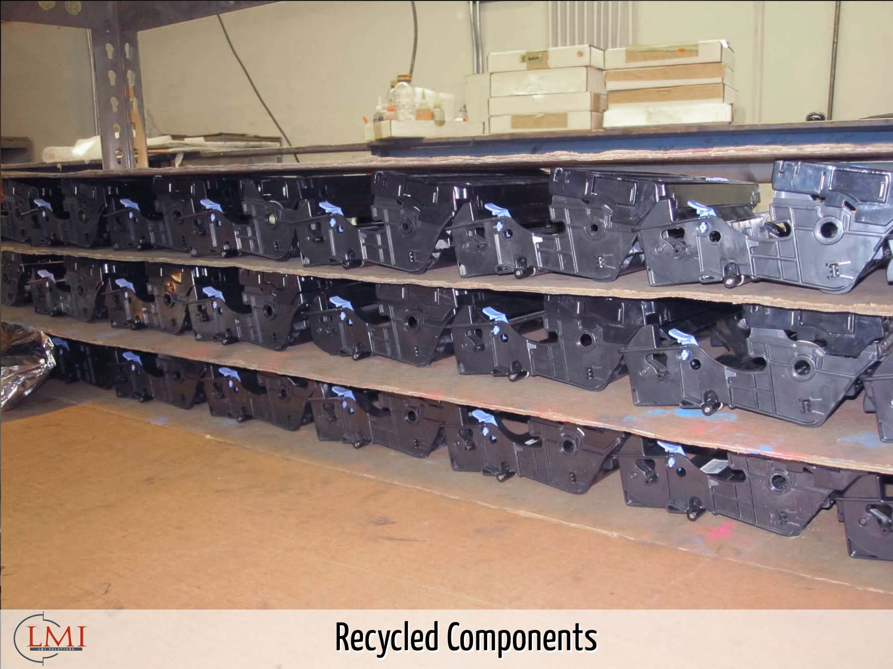 Recycled Components