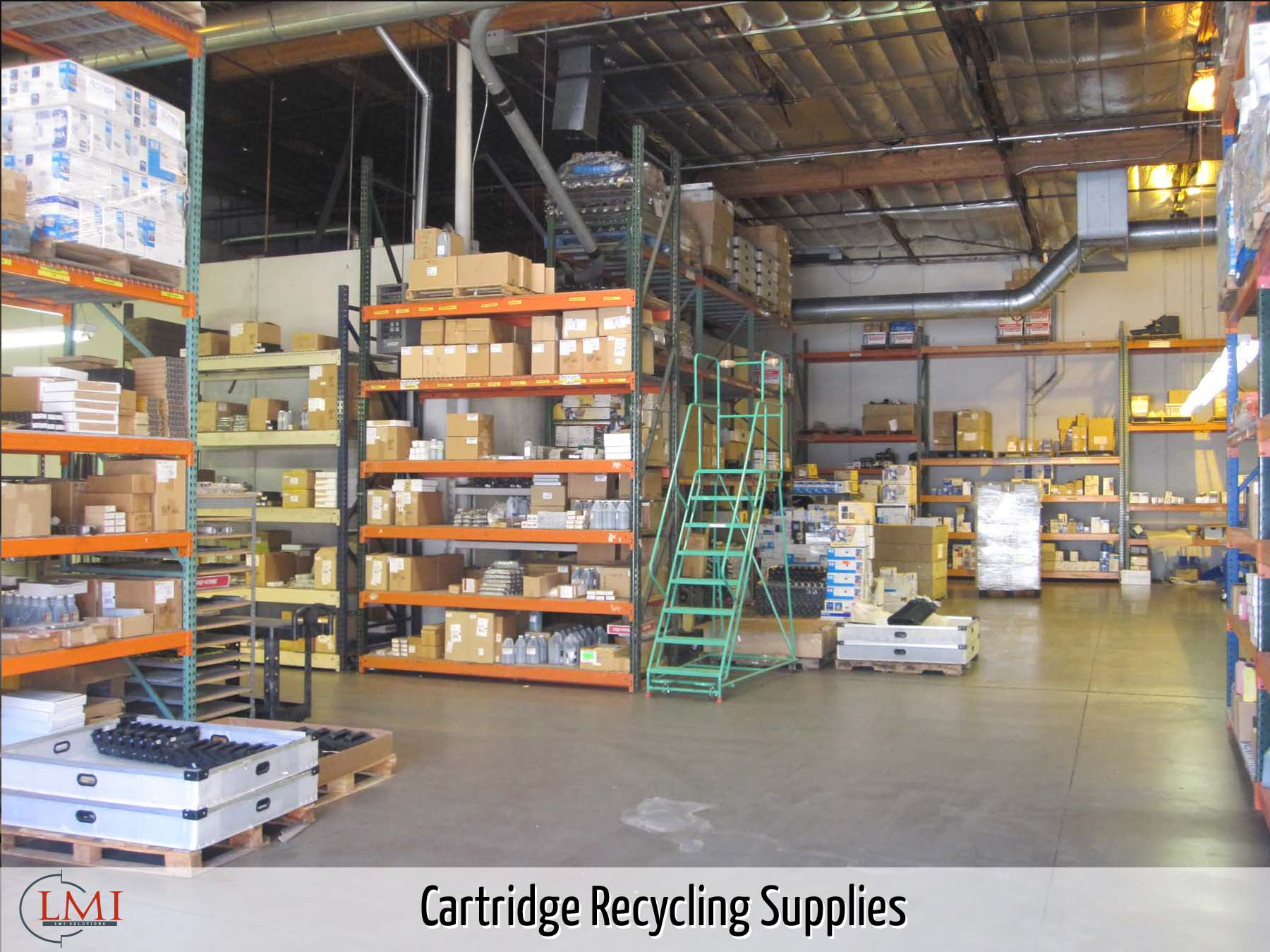 Cartridge Recycling Supplies