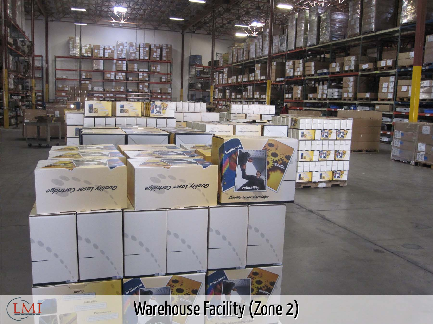 Warehouse Facility (Zone 2)