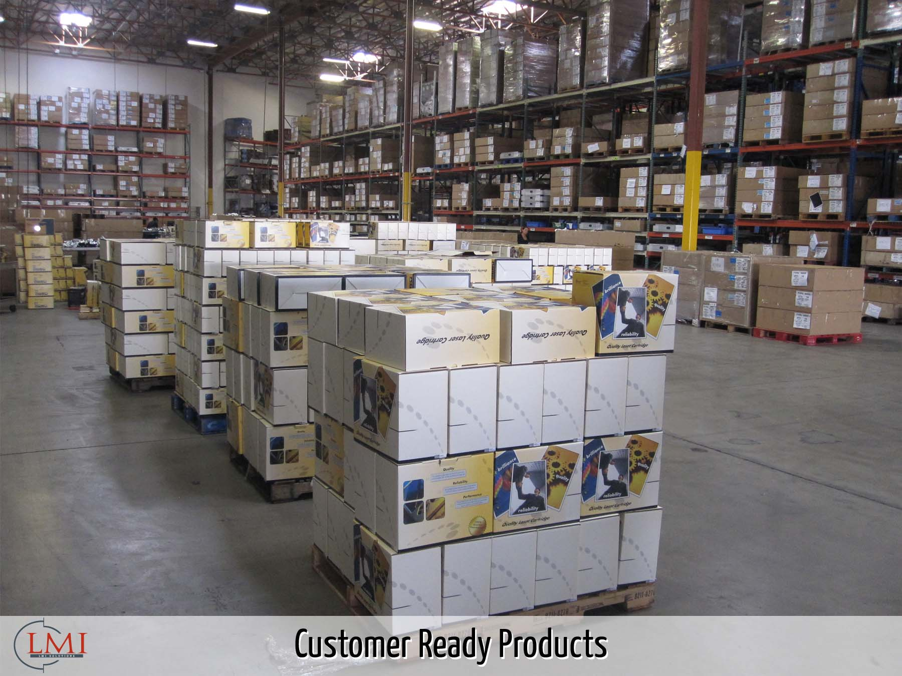 Customer Ready Products