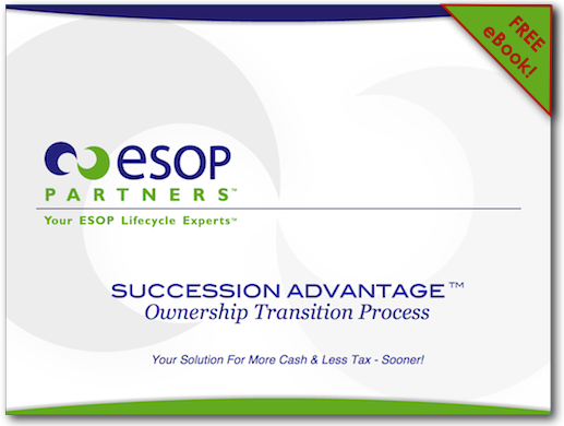 Succession Advantage Ownership Transition Process eBook from ESOP Partners