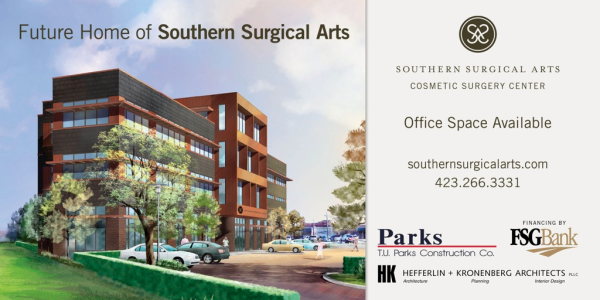 Southern Surgical Arts 27000 sq ft building