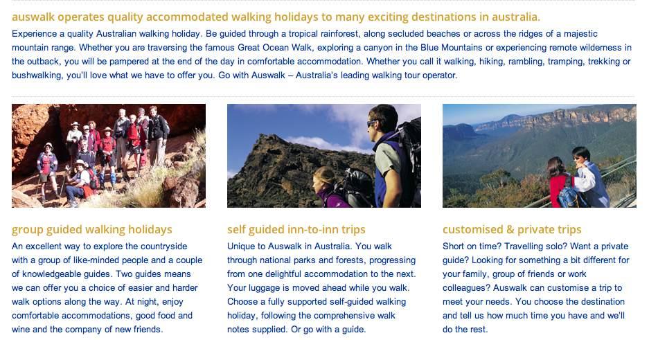 Rezdy Auswalk walking tour booking system