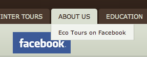 facebook for eco tour