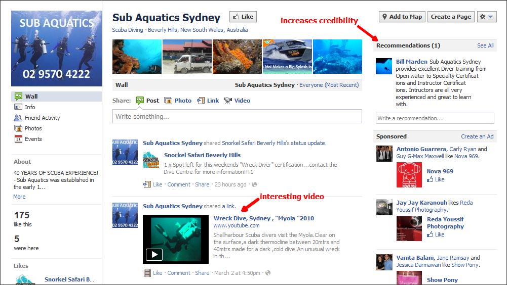 scuba diving sydney