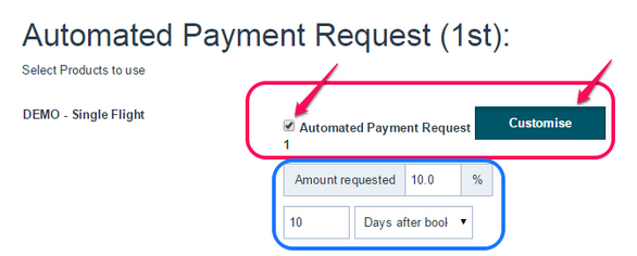 autopaymentrequest cash flow