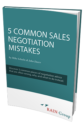 sales negotiation mistakes white paper