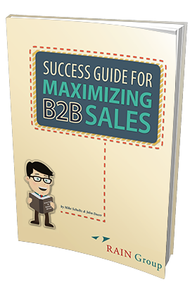 Success Guide for Maximizing B2B Sales