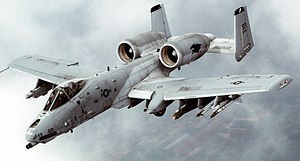 A-10 Airccraft