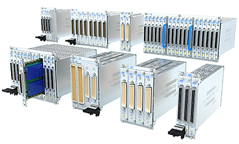Learn the advantages of the BRIC family of PXI matrices and multiplexers