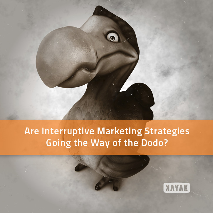 interruptive going dodo
