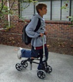 Knee Scooter for school