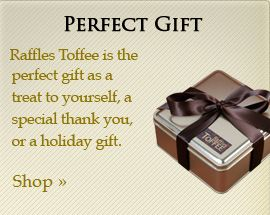 corporate toffee gift