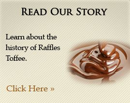 raffles english toffee