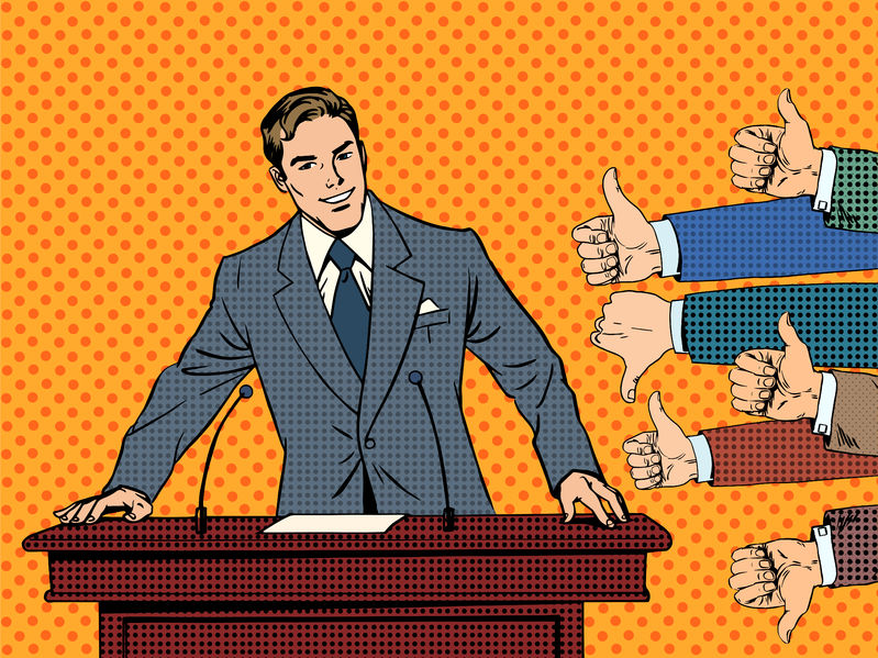 How to read body language matters in becoming one of the best speakers.
