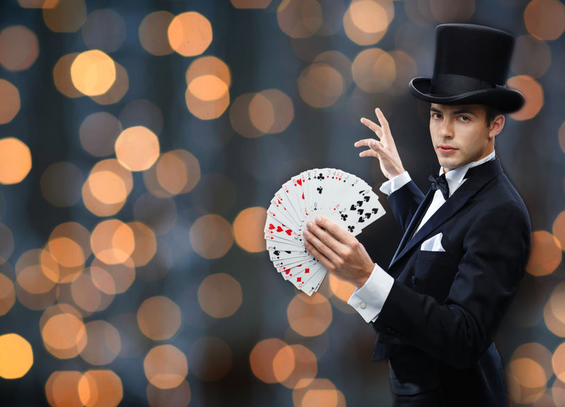 The best magic tricks and techniques of the greatest actors of all time are similar to public speaking.