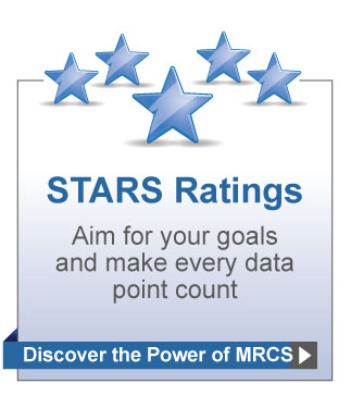 STARS Ratings. Aim for your goals and make every data point count