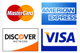 Fast Easy Accounting Accepts Credit Cards