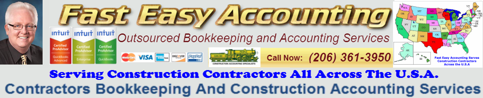 Contractors Bookkeeping And Accounting Services