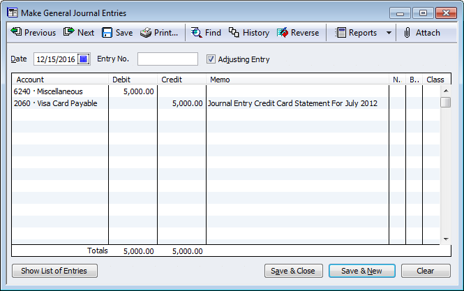 Excessive QuickBooks Journal Entries Adversely Affect Job Cost Reports