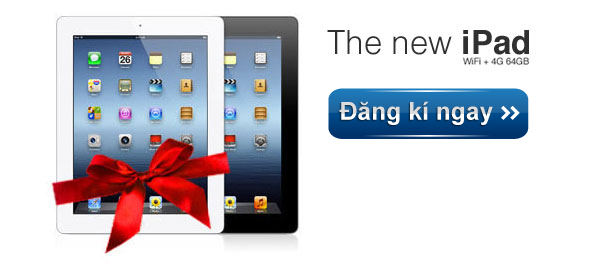 the new ipad refer now