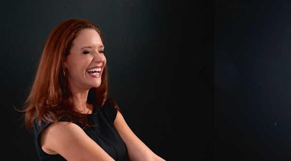 Sally Hogshead found her smile & her words